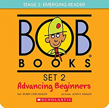 Bob Books Set 2: Advancing Beginners 9780439845021