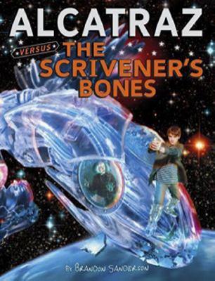Alcatraz Versus the Scrivener's Bones 9780439925532