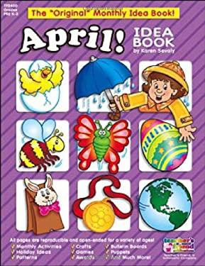 April Monthly Idea Book 9780439503730