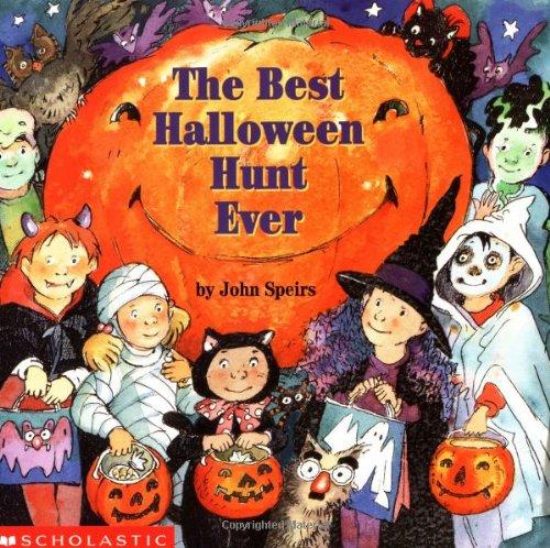 Best Halloween Hunt Ever 9780439192590