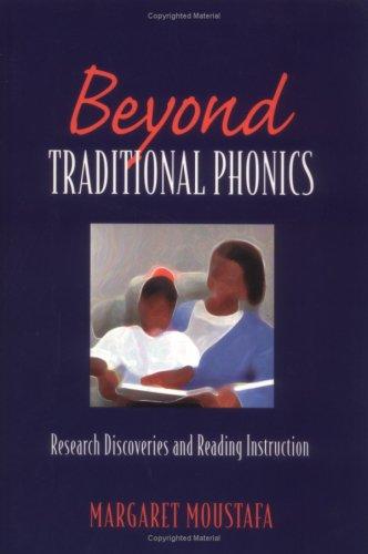 Beyond Traditional Phonics 9780435072476