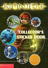 Bionicle Collector's Sticker Book 1377674