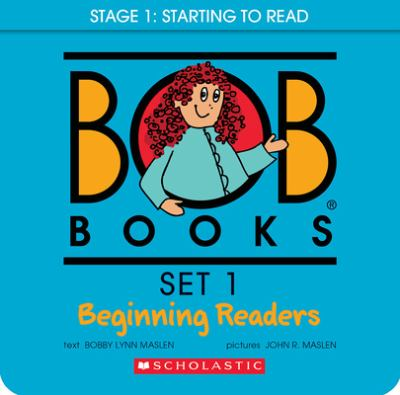 Bob Books First!