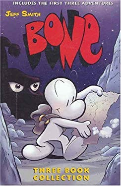 Bone: Out from Boneville/The Great Cow Race/Eyes of the Storm 9780439908238