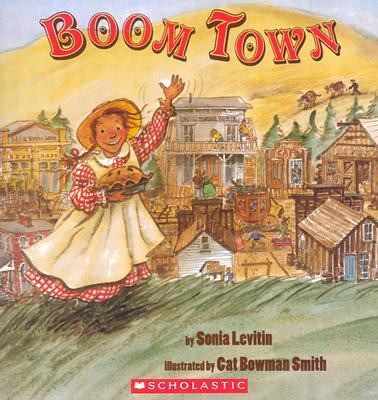 Boom Town 9780439643948