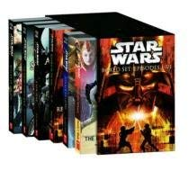 Star Wars Boxed Set, Episodes I-VI: 6 Movie Novelizations 9780439834773