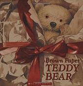 Brown Paper Teddy Bear 1379221
