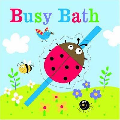 Busy Bath 9780439836524