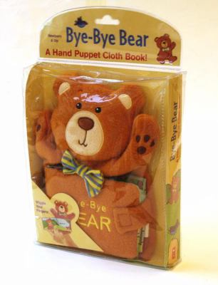 Bye-Bye Bear [With Hand Puppet] 9780439725149