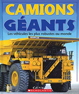 Camions Geants 9780439941426