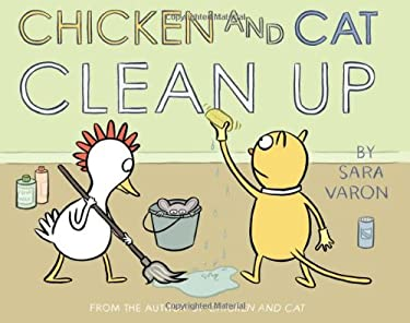 Chicken and Cat Clean Up 9780439634083