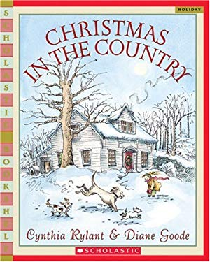 Christmas in the Country 9780439769853