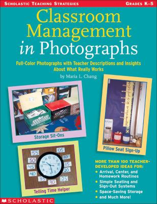 Classroom Management in Photographs 9780439531450