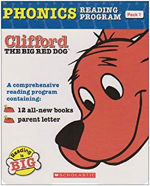 Clifford's Phonics Fun Boxed Set #1 9780439403825