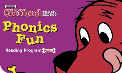 Clifford's Phonics Fun Box Set #02 9780439403832
