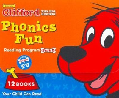 Clifford's Phonics Fun Box Set #03 9780439405171