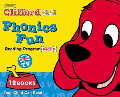 Clifford's Phonics Fun Box Set #6 9780439405201