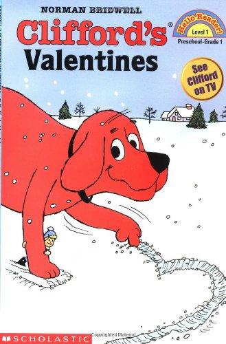 Clifford's Valentines 9780439183000