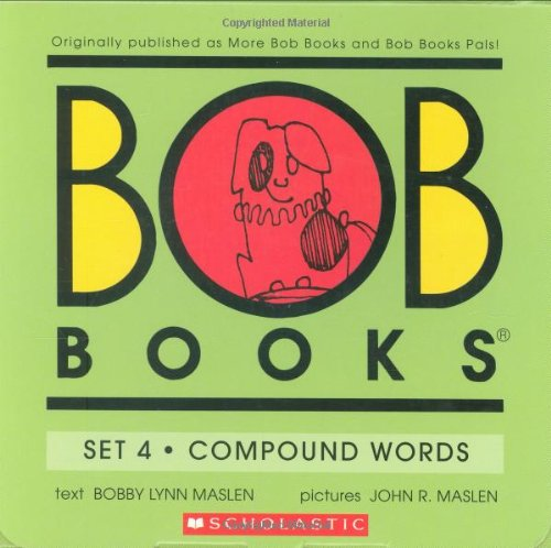 Bob Books Set 4: Complex Words 9780439845069