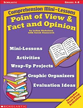 Comprehension Mini-Lessons 9780439438360