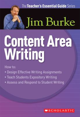 Content Area Writing 9780439934473