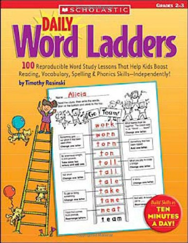 Daily Word Ladders Grades 2-3 9780439513838