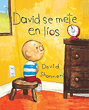 David Se Mete en Lios = David Gets in Trouble 9780439545617