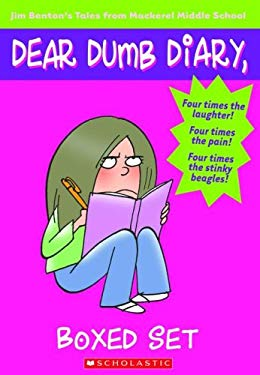 Dear Dumb Diary Box Set #1-4 9780439884785