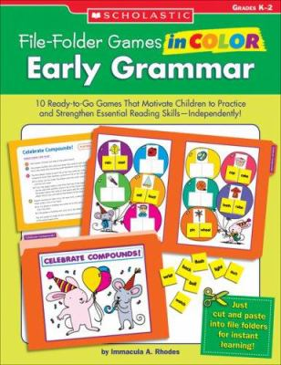 Early Grammar: Grades K-2 9780439517669