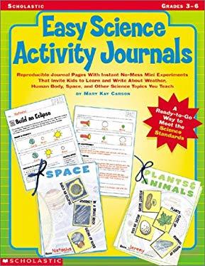 Easy Science Activity Journals 9780439370790