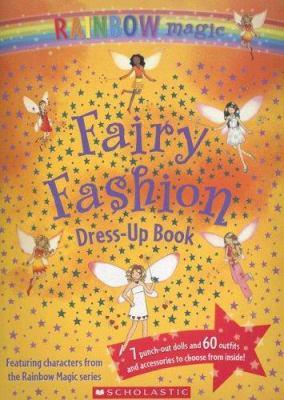 Fairy Fashion Dress-Up Book 9780439930475