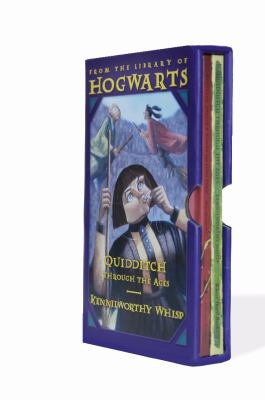 Harry Potter Boxed Set: From the Library of Hogwarts: Fantastic Beasts and Where to Find Them / Quidditch Through the Ages: Classic Books from the Lib