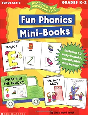 Fun Phonics Mini-Books 9780439047616