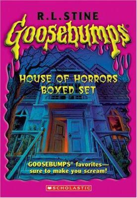 Goosebumps Box Set: Box Set 9780439561303