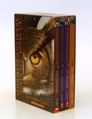 Guardians of Ga'hoole Boxed Set #1-4 9780439884761