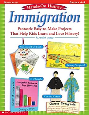 Hands-On History: Immigration 9780439411240