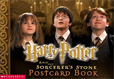 Harry Potter Postcard Book 9780439288569