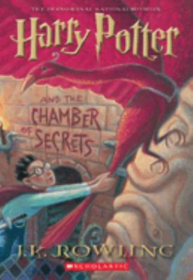 Harry Potter and the Chamber of Secrets 9780439064873