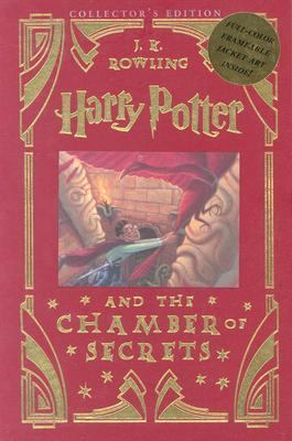 Harry Potter and the Chamber of Secrets - Collector's Edition 9780439203531