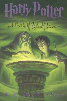 Harry Potter and the Half-Blood Prince 9780439784542