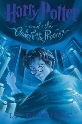 Harry Potter and the Order of the Phoenix 9780439358064