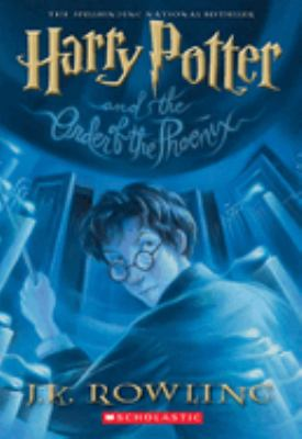 Harry Potter and the Order of the Phoenix 9780439358071