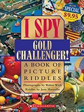 I Spy: Gold Challenger: Gold Challenger