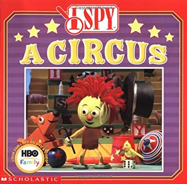 I Spy a Circus 9780439443197