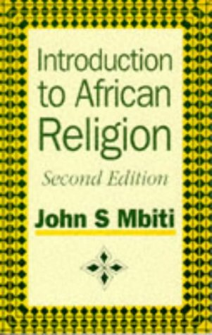 Introduction to African Religion 9780435940027