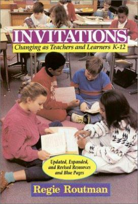 Invitations: Changing as Teachers and Learners K-12 9780435088361
