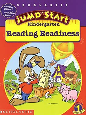 Jumpstart Kindergarten Workbook: Reading Readiness