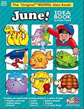 June! Idea Book 9780439503754