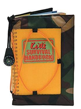 Kid's Survival Handbook [With Compass] 9780439353250
