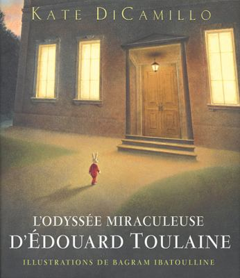 L'Odyssee Miraculeuse D'Edouard Toulaine 9780439942133